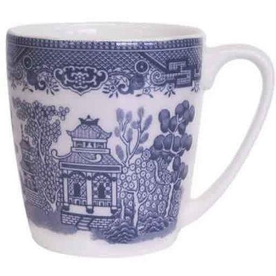 Churchill Queens Mugs Mug Acorn Classic Blue Willow