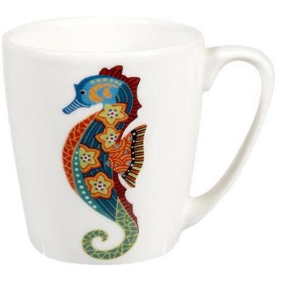 Churchill Queens Mugs Mug Acorn Paradise Fish Seahorse