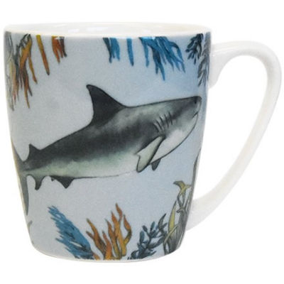 Churchill Queens Mugs Mug Acorn Sealife Shark