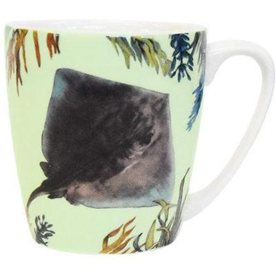 Churchill Queens Mugs Mug Acorn Sealife Stingray