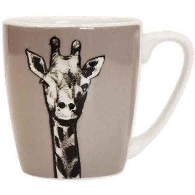 Churchill Queens Mugs Mug Acorn The Kingdom Giraffe