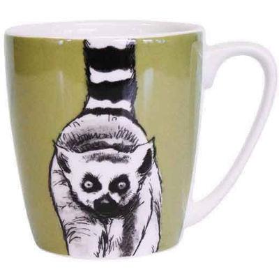 Churchill Queens Mugs Mug Acorn The Kingdom Lemur