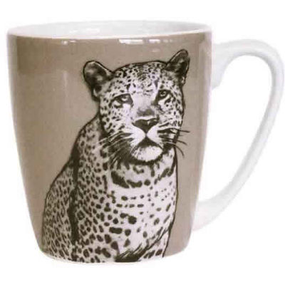 Churchill Queens Mugs Mug Acorn The Kingdom Leopard