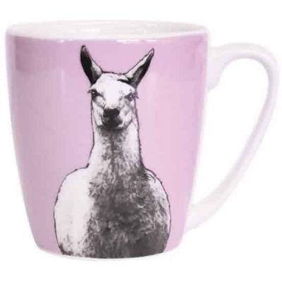 Churchill Queens Mugs Mug Acorn The Kingdom Llama