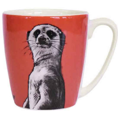 Churchill Queens Mugs Mug Acorn The Kingdom Meerkat