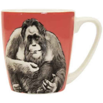 Churchill Queens Mugs Mug Acorn The Kingdom Orangutan