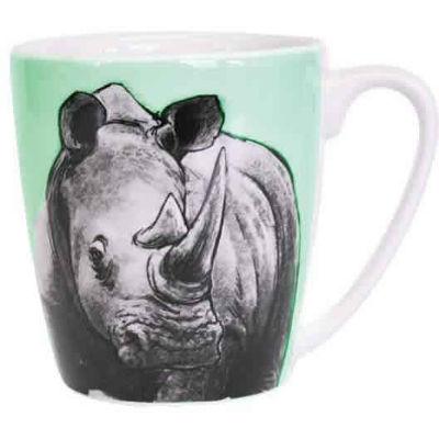 Churchill Queens Mugs Mug Acorn The Kingdom Rhino