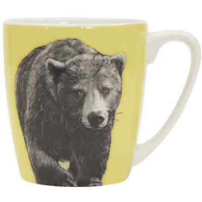 Churchill Queens Mugs Mug Acorn The Kingdom Brown Bear