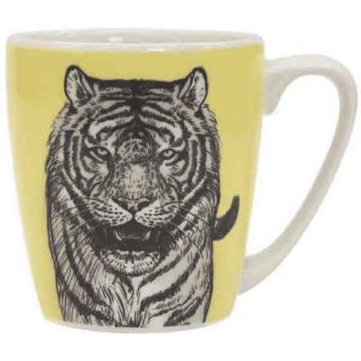 Churchill Queens Mugs Mug Acorn The Kingdom Tiger