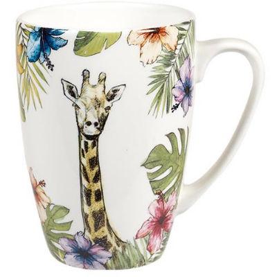 Churchill Queens Mugs Mug Alchemy Reignforest Giraffe