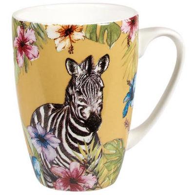 Churchill Queens Mugs Mug Alchemy Reignforest Zebra