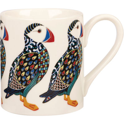 Churchill Queens Mugs Mug Birds Set of 4