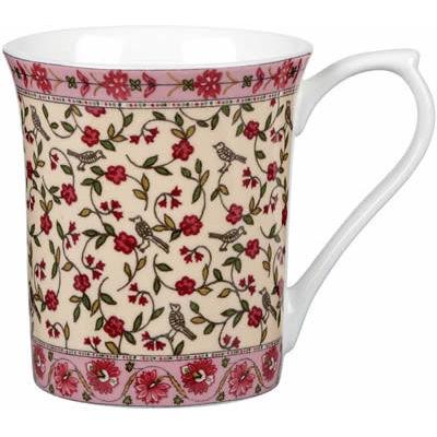 Churchill Queens Mugs Mug Small Ceylon Blossoms Galle II