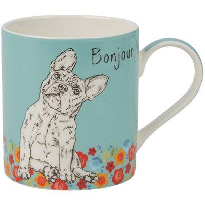 Churchill Queens Mugs Mug Companions Bonjour