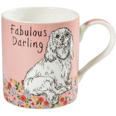 Churchill Queens Mugs Mug Companions Fabulous