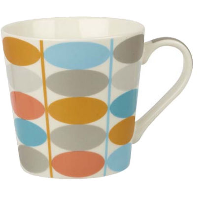 Churchill Queens Mugs Mug Geometrics Bullion Pebble