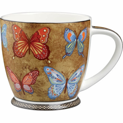 Churchill Queens Mugs Mug Golden Monarch