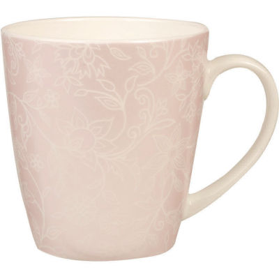 Churchill Queens Mugs Mug India Pink