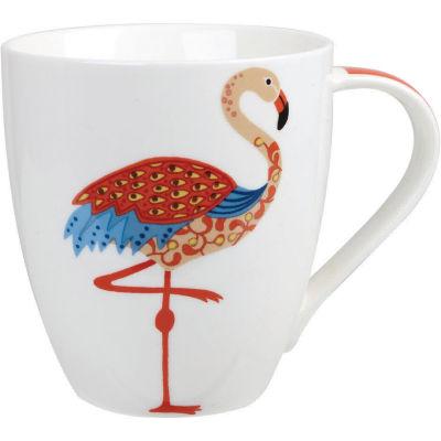 Churchill Queens Mugs Mug Large Flamingo