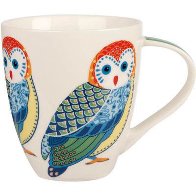 Churchill Queens Mugs Mug Large Owl