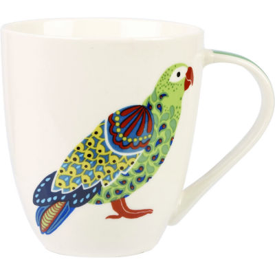Churchill Queens Mugs Mug Large Parrots
