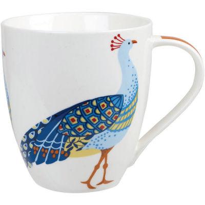 Churchill Queens Mugs Mug Large Peacock