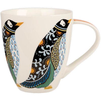 Churchill Queens Mugs Mug Large Penguin