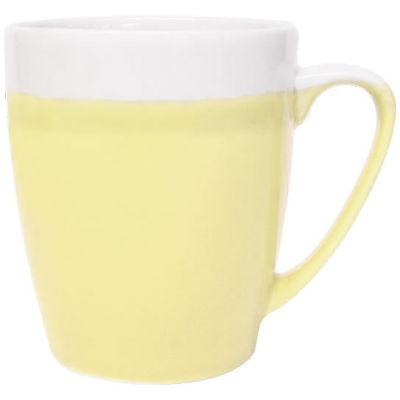 Churchill Queens Mugs Mug Oak Cosy Blends Lemon Yellow