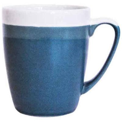 Churchill Queens Mugs Mug Oak Cosy Blends Stone Blue