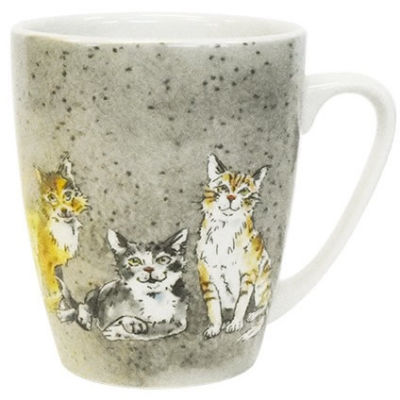 Churchill Queens Mugs Mug Oak Couture Companions Alley Cats