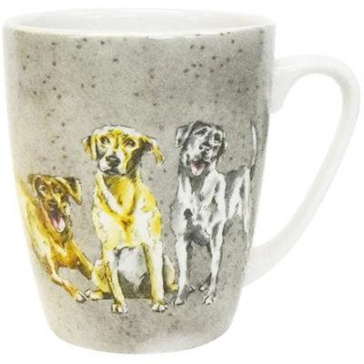 Churchill Queens Mugs Mug Oak Couture Companions Labradors