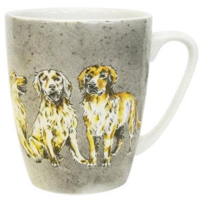 Churchill Queens Mugs Mug Oak Couture Companions Retrievers