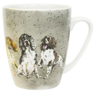 Churchill Queens Mugs Mug Oak Couture Companions Springer Spaniels