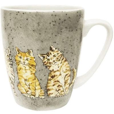Churchill Queens Mugs Mug Oak Couture Companions Tiger Cats