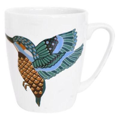Churchill Queens Mugs Mug Oak Paradise Birds Kingfisher