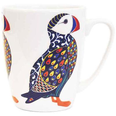 Churchill Queens Mugs Mug Oak Paradise Birds Puffin