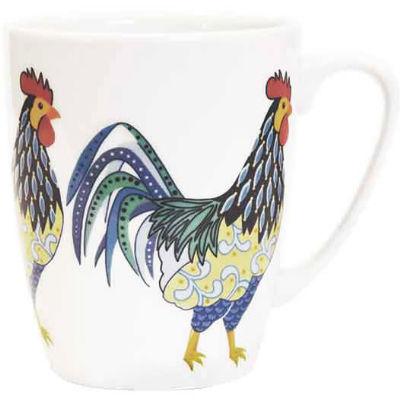 Churchill Queens Mugs Mug Oak Paradise Birds Rooster