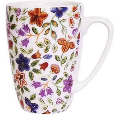 Churchill Queens Mugs Mug Rowan Classic Indigo Fields