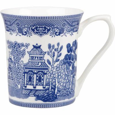 Churchill Queens Mugs Mug Small Blue Story Blue Willow