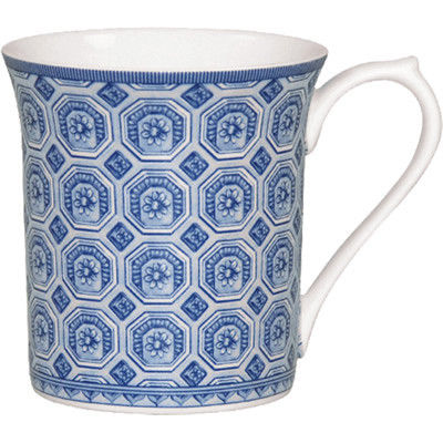 Churchill Queens Mugs Mug Small Blue Story Classical