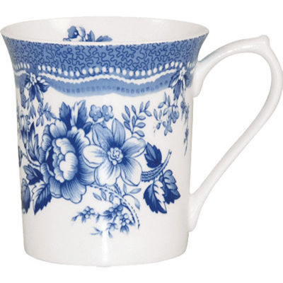 Churchill Queens Mugs Mug Small Blue Story Tonquin