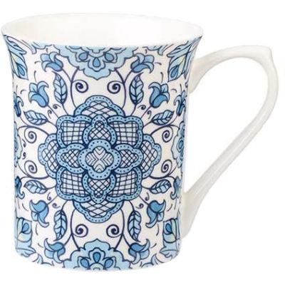 Churchill Queens Mugs Mug Small Portugal Blue