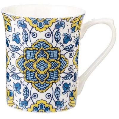 Churchill Queens Mugs Mug Small Portugal Yellow