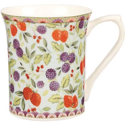 Churchill Queens Mugs Mug Small Summer Chintz Strawberry