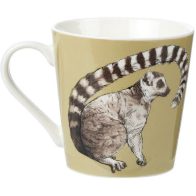 Churchill Queens Mugs Mug The Kingdom Lemur