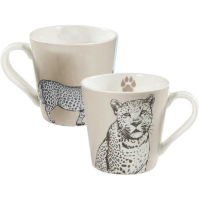 Churchill Queens Mugs Mug The Kingdom Leopard
