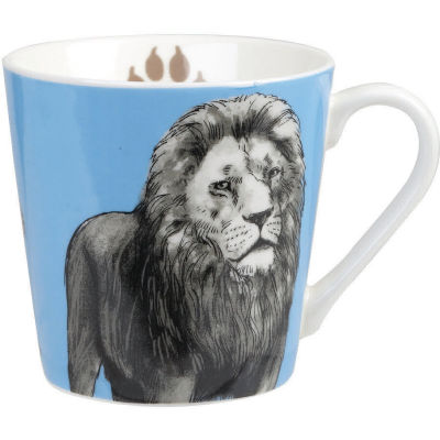 Churchill Queens Mugs Mug The Kingdom Lion