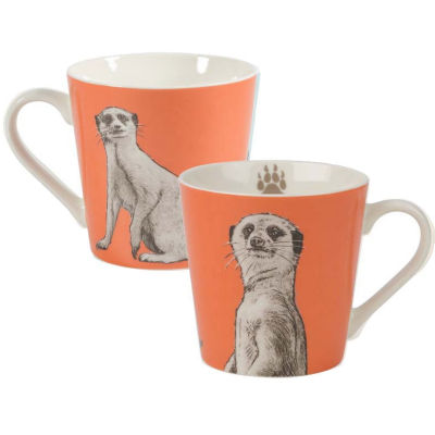 Churchill Queens Mugs Mug The Kingdom Meerkat