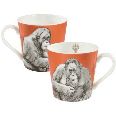 Churchill Queens Mugs Mug The Kingdom Orangutan