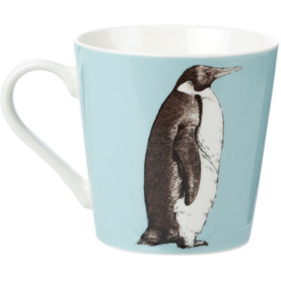 Churchill Queens Mugs Mug The Kingdom Penguin